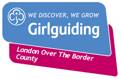 Girlguiding UK, London over the border